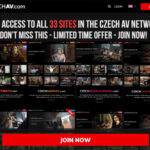 How To Join Czech AV For Free