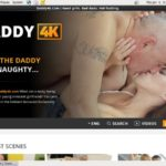 Daddy 4k Benutzername