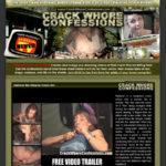 Crack Whore Confessions Full Website