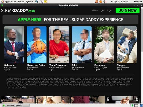 Get Sugar Daddy Porn Deal