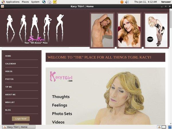 Kacytgirl.com Compilation