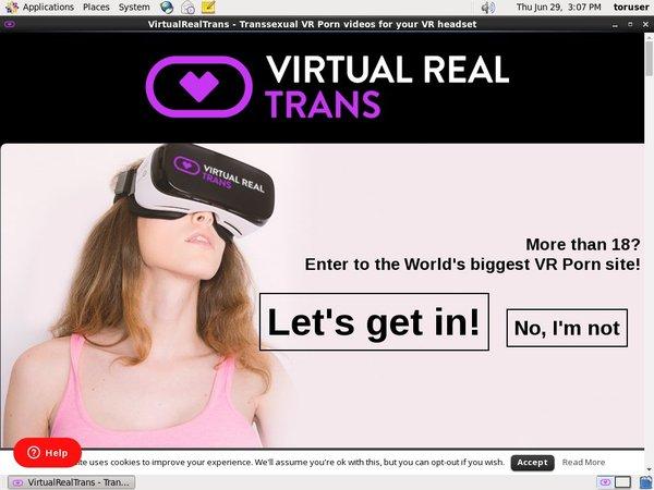 Virtual Real Trans Full Version