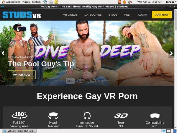 Studs VR Discount Vendo