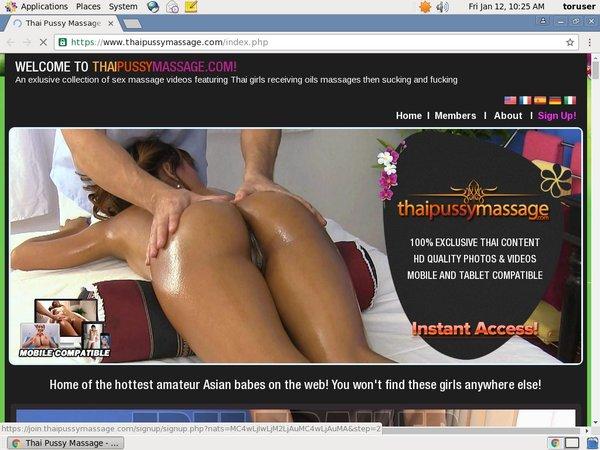Thai Pussy Massage Descargar