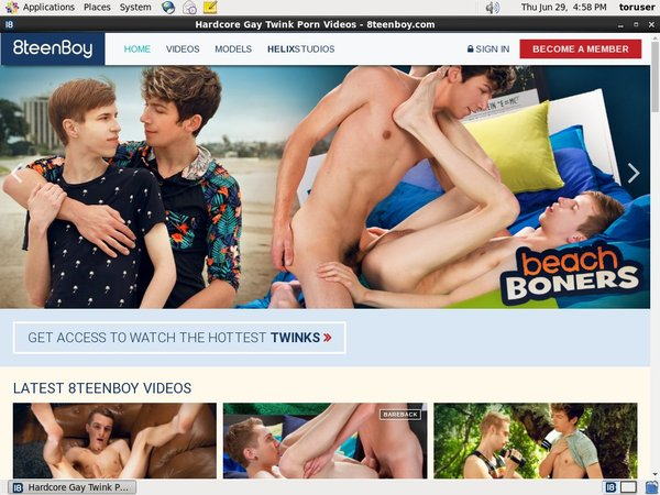 Paypal Signup 8 Teen Boy