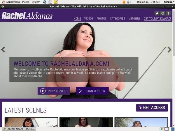 Rachelaldana Passcode