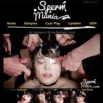 Spermmania.com Pass Codes