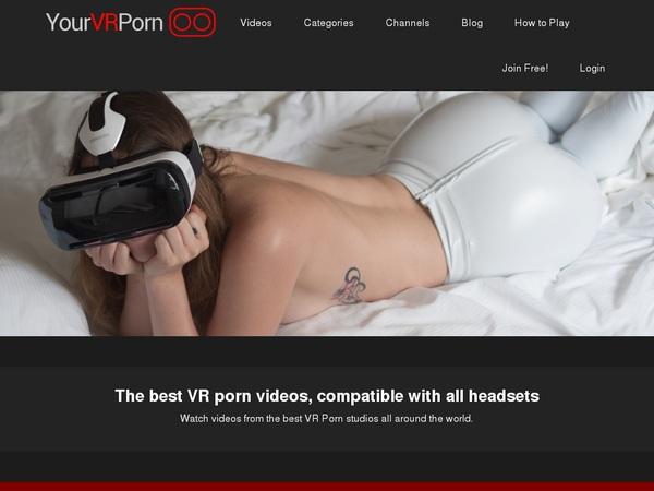 Get Yourvrporn Deal