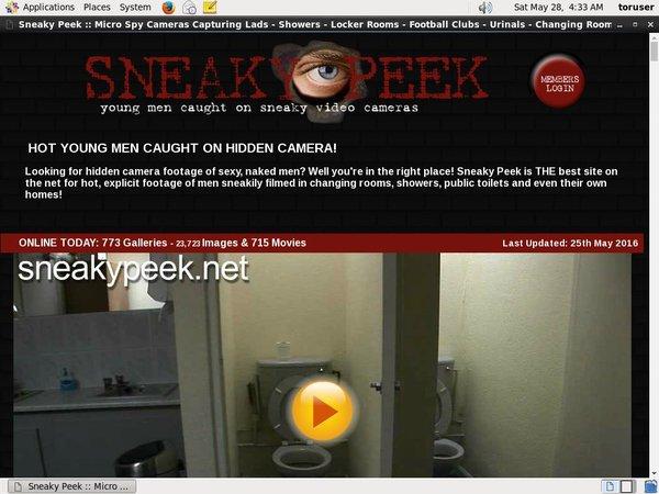 Sneakypeek.net Episodes