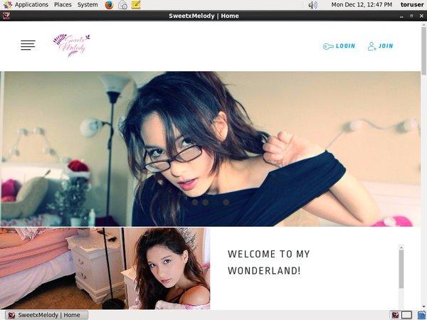 SweetxMelody Web Billing