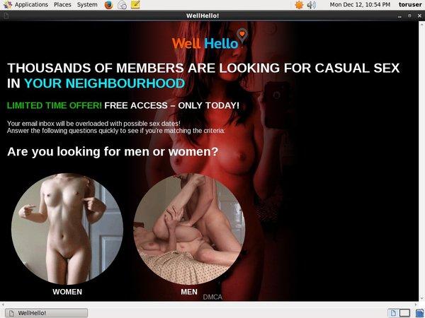 Wellhello.com Discount Urls